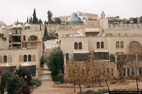 Jerusalem - David's Village/David Citadel,
